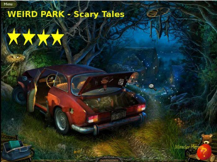 WEIRD PARK – ScaryTales