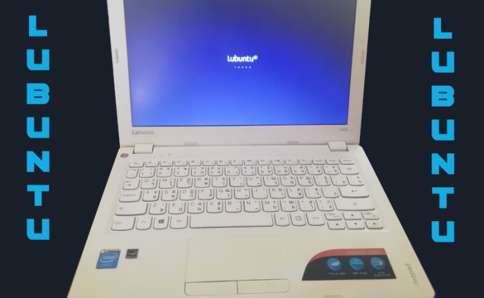 HOW TO INSTALL (L)UBUNTU ON A LENOVO IDEAPAD 100S 11IBY